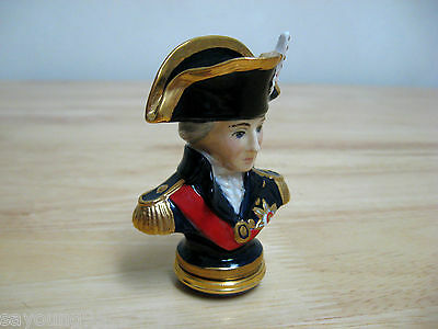 Halcyon Days Bonbonniere - Admiral Horatio Nelson - Limited Edition 001 / 250