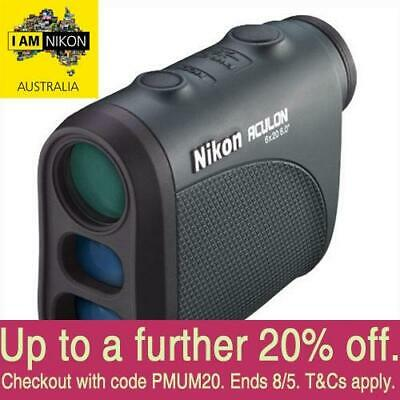 Nikon BKA125FA Aculon AL11 Laser Range Finder with AUST NIKON WARRANTY