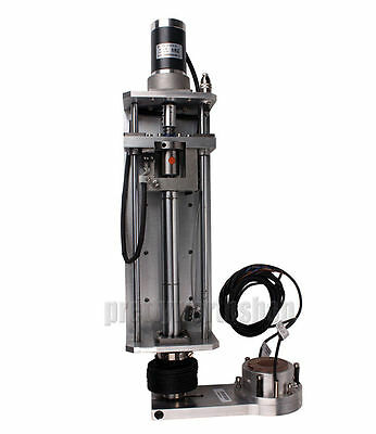 200mm CNC Plasma/Flame Cutting Machine Z-axis Torch Lifter+Anti-collision Clamp