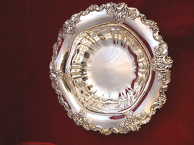 Baroque Silverplate by Wallace - Vegetable Bowl