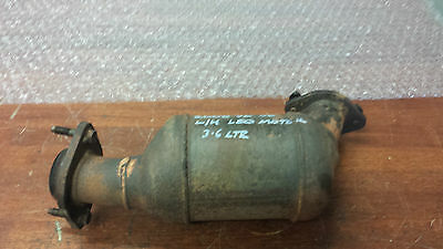 Holden Ve  Commodore Left Hand Catalytic Cat Converter Suit 3.6L Leo Engine