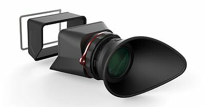 "Kamerar MagView 16:9 16/9 3.2"" LCD View Finder For Canon 5D MarkIII 1DX"