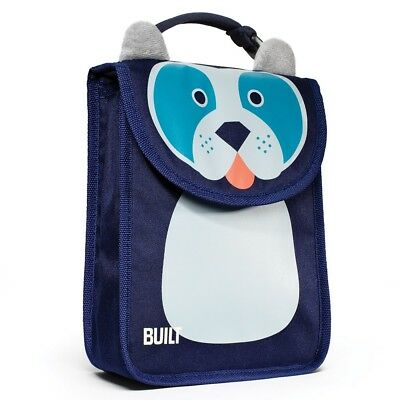 NEW Built NY Big Apple Buddies Dog Lunch Sack