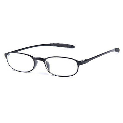 TR90 Frame Reading Glasses 1.0 1.5 +2.0 +2.5 Reader Eyeglasses Black