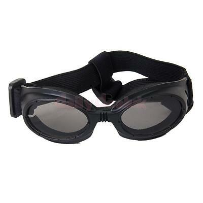 Black Fashion Eye Protection UV Goggles Sunglasses for Pet Dog
