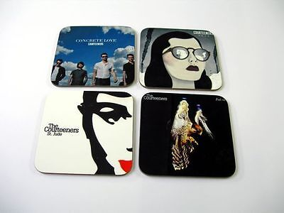 The Courteeners Album Cover COASTER Set
