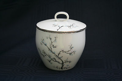 Rc Japan 217, Noritake, Sugar Bowl With Lid, Mint Condition
