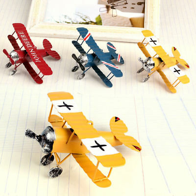 Militray Metal Plane Model Aircraft Glider Popular Airplane Toy Handmade Crafts