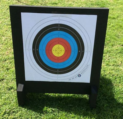 Archery Target Xpe High Density Foam For Compound Recurve Bows  50*50*8Cm