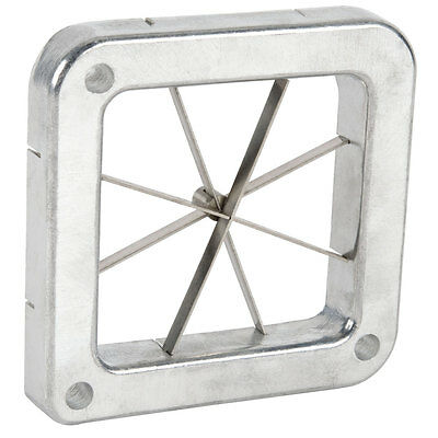 Choice 8 Wedge Stainless Steel Blade Assembly for French Fry Cutters