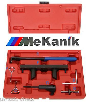 Vw Audi Timing Tool Kit Golf Passat Audi A3 A4 A6 2.0FSI/TFSI SOHC Petrol Turbo