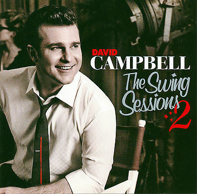 David Campbell - The Swing Sessions 2    *** BRAND NEW CD ***