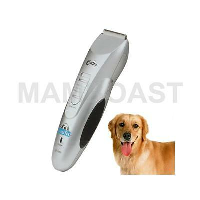 Pet Rechargeable Professional Hair Trimmer Clipper