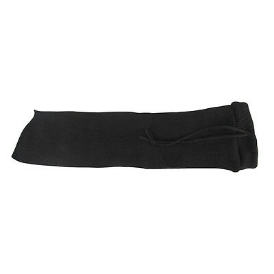 Tourbon Gun Sock Cover Bag Sack Sleeve Pistol Case Handgun Firearm Carrier Black