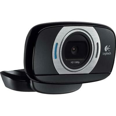 Logitech HD Webcam C615 Portable 1080p with Autofocus for PC & Mac