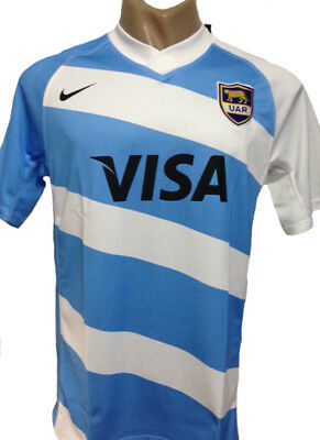 Original 2013-14  Argentina Los Pumas Rugby Jersey All Sizes