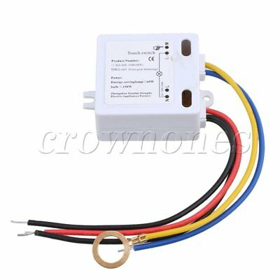 4 Way Dimmer Switch Touch Control Sensor AC 110V Table Desk light Parts