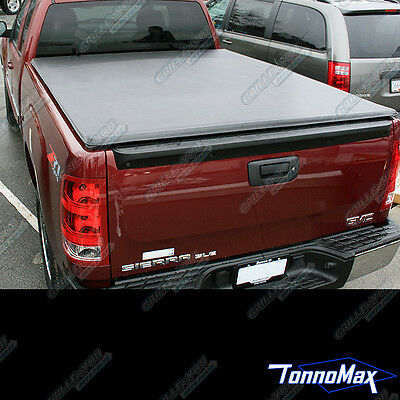 Dodge Ram 5.8Ft (No Built In Box) 2009-2013 Soft Roll Up Tonneau Cover
