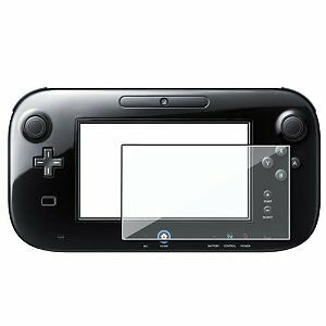 Clear Screen Protector For Nintendo Wii U