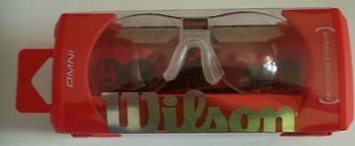 Wilson Omni Racquetball Eyewear New In Box NIB Free Shipping