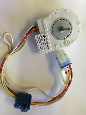 NEW GE WR60x10307 Evaporator Fan Motor for Refrigerator 9.75vdc
