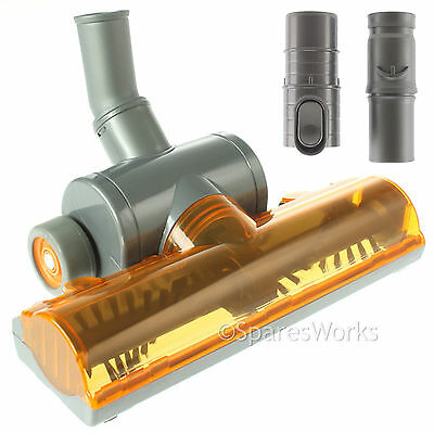 Vacuum Wheeled Turbo Brush Head For DYSON DC01 DC02 DC03 DC04 Hoover Tool