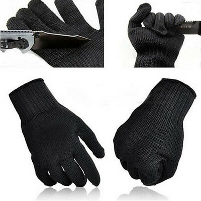 Tactical Steel Wire Cut Proof Resistance Working Gloves Anti-Slash Safety Gloves