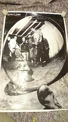 Pearl Jam Band 'Rear View Mirror' Album Poster - Ref TD1 Posters