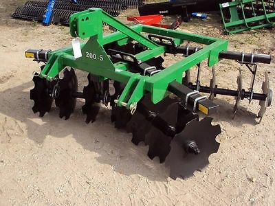 Dirt Dog Heavy Duty 200-18 Adjustable Disc Harrow