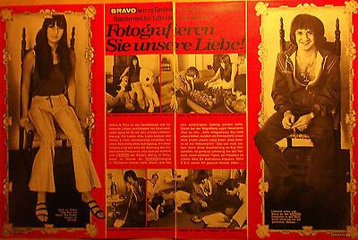 2 german clipping CHER NOT SHIRTLESS SINGER GAY INT. BOY BAND BOYS LIVE