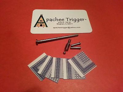 APACHEE TRIGGER KIT for Savage Mark II and model 93 with E receiver