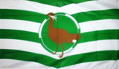 5' x 3' Wiltshire Flag English County England Counties Great Bustard Banner