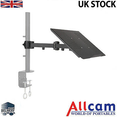 Laptop/iPad Tablet Tray attachment for MDM11S MDM12D Monitor Arm Desk Mount