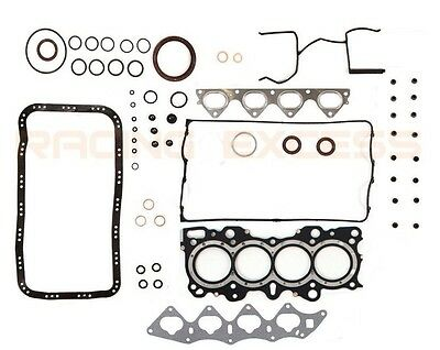 Full gasket set OEM spec Honda B18 B18C B18C6 Integra Type R DC2 B16B Civic EK9