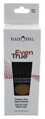 (2 Pack) BLACK OPAL EVEN TRUE TRULY TOPAZ FOUNDATION 1 Ounce