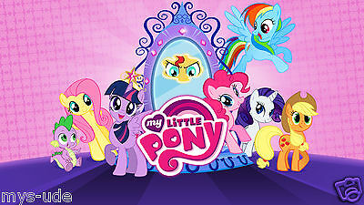 **My Little Pony -  Iron On Transfer For Light  Color T-shirt..**