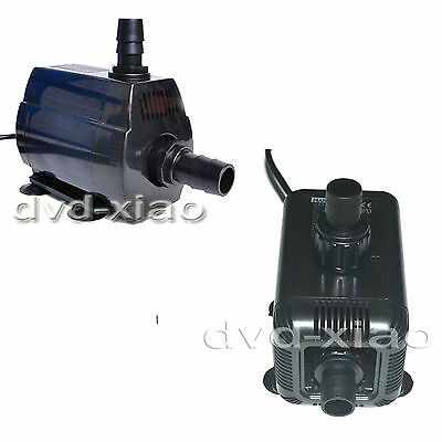 Aquarium Fish Koi Pond Tank Inline / Immersible Powerful Water Pump 720-4400L/H