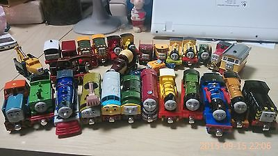 22 style of metal Die-cast THOMAS and friend The Tank Engine take along train