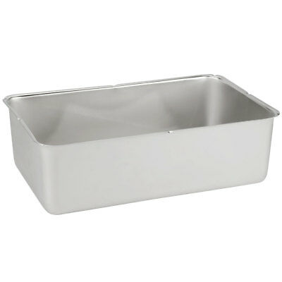"Full Size Stainless Steel Steam Table 6"" Deep Spillage / Water Pan 92299765"