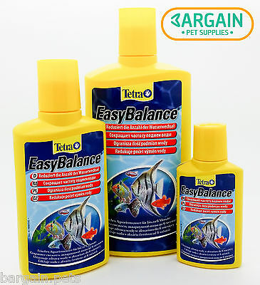 Tetra EasyBalance 100ml 250ml 500ml 1000ml 1500ml Fish Tank Treatment Safe Water