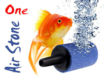 "1x Aquarium / Fish Tank Airstone / Air Stone - Create Bubbles 1"" / 25mm Long"