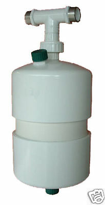 """Add-It fertilizer injector - 1 gallon capacity - 2"""" FPT inlet/outlet"""