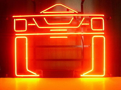 New Tron Recognizer Real Glass Neon Light Sign Home Beer Bar Pub Game Sign B21