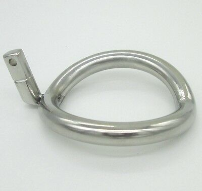NEW Super Small Stainless Steel Male Chastity Device Cock Cage S400