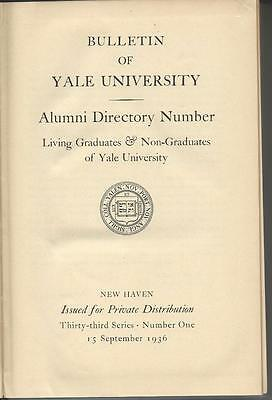 YALE COLLEGE CLASS of 1909 Card UNIVERSITY New Haven