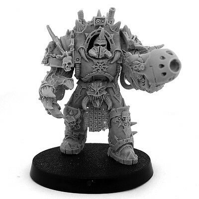 28mm-scale CHAOS OBLITERATOR TERMINATOR POSSESSED LORD