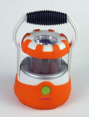 Fisher-Price Kid-Tough Explorers 2-in-1 Lantern