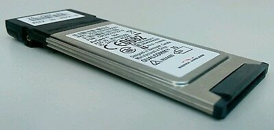 Cisco PCEX-3G-HSPA-G 850 900 1900 2100 MHz Module for 881G Router 3G UMTS HSPA