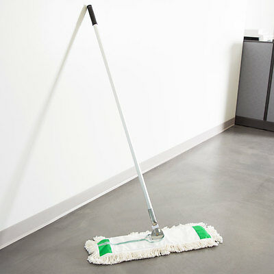 """NEW 24"""" x 5"""" All-In-One Commercial Cotton Dust Mop 407DM24"""