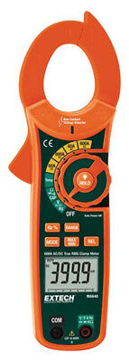 New Extech MA640 Clamp Meter, Ac/Dc + Ncv, 600A US Authorized Dealer